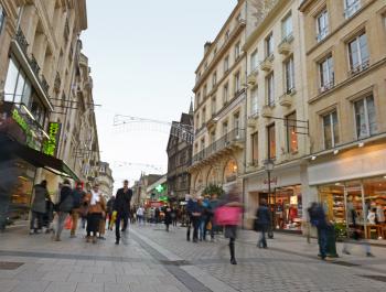 vue de la rue Saint-Pierre
