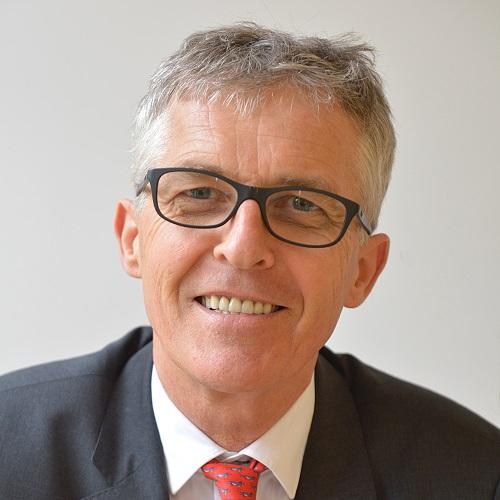 Portrait de Philippe Lailler, sixième adjoint
