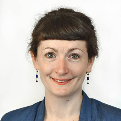portrait de Julie CALBERG-ELLEN 7e adjointe