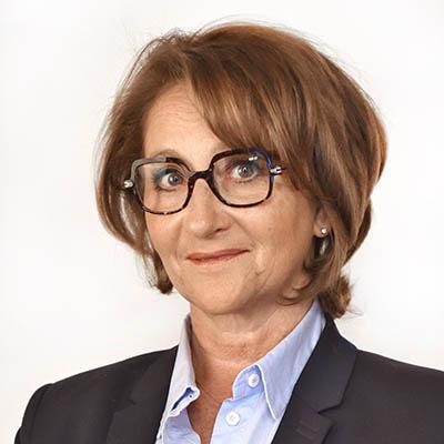 Portrait de Véronique Debelle