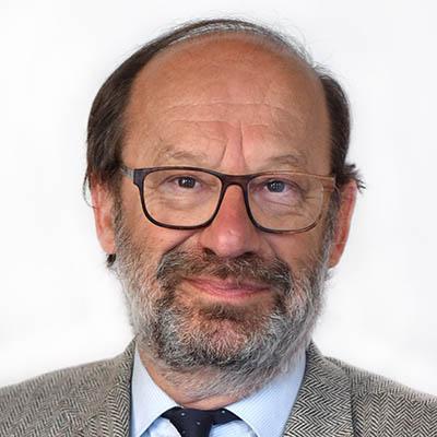 Portrait de Gilles DÉTERVILLE