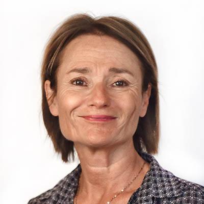 portrait de Stéphanie Guillou, conseillère municipale déléguée