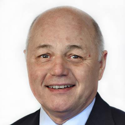 Portrait de Gérard Hurelle, 8e adjoint
