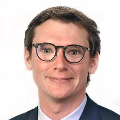 Portrait de Nicolas Joyau, 4e adjoint