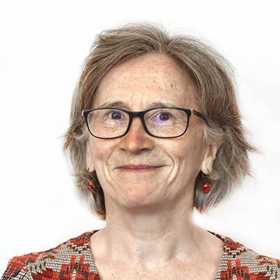 portrait de Agnès Marreteux
